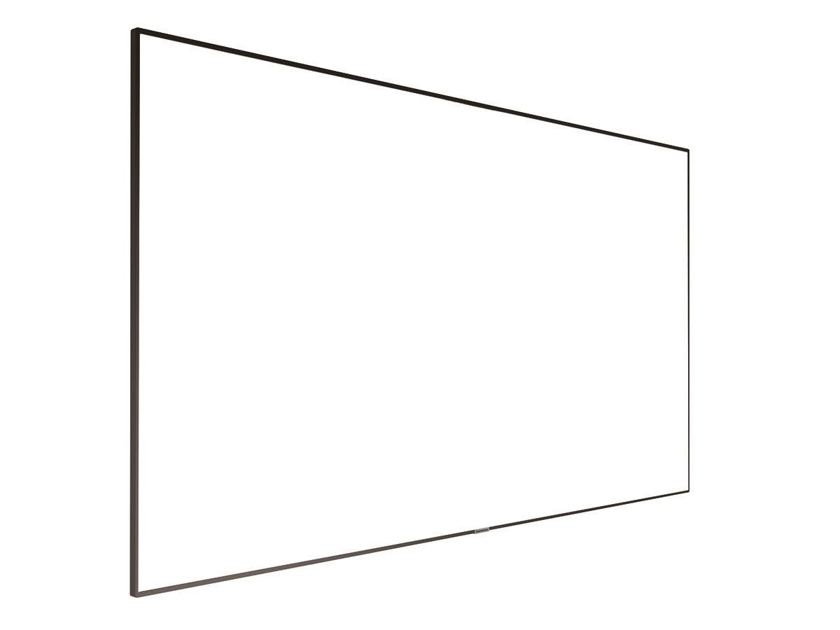Monoprice 150-inch Ultra HD 4K Fixed Frame Projection Screen 16:9 No Logo-Large-Image-1