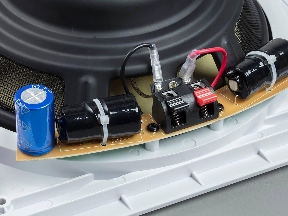 Monoprice Caliber In-Wall Speaker 10in Fiber 300W Subwoofer (each ...