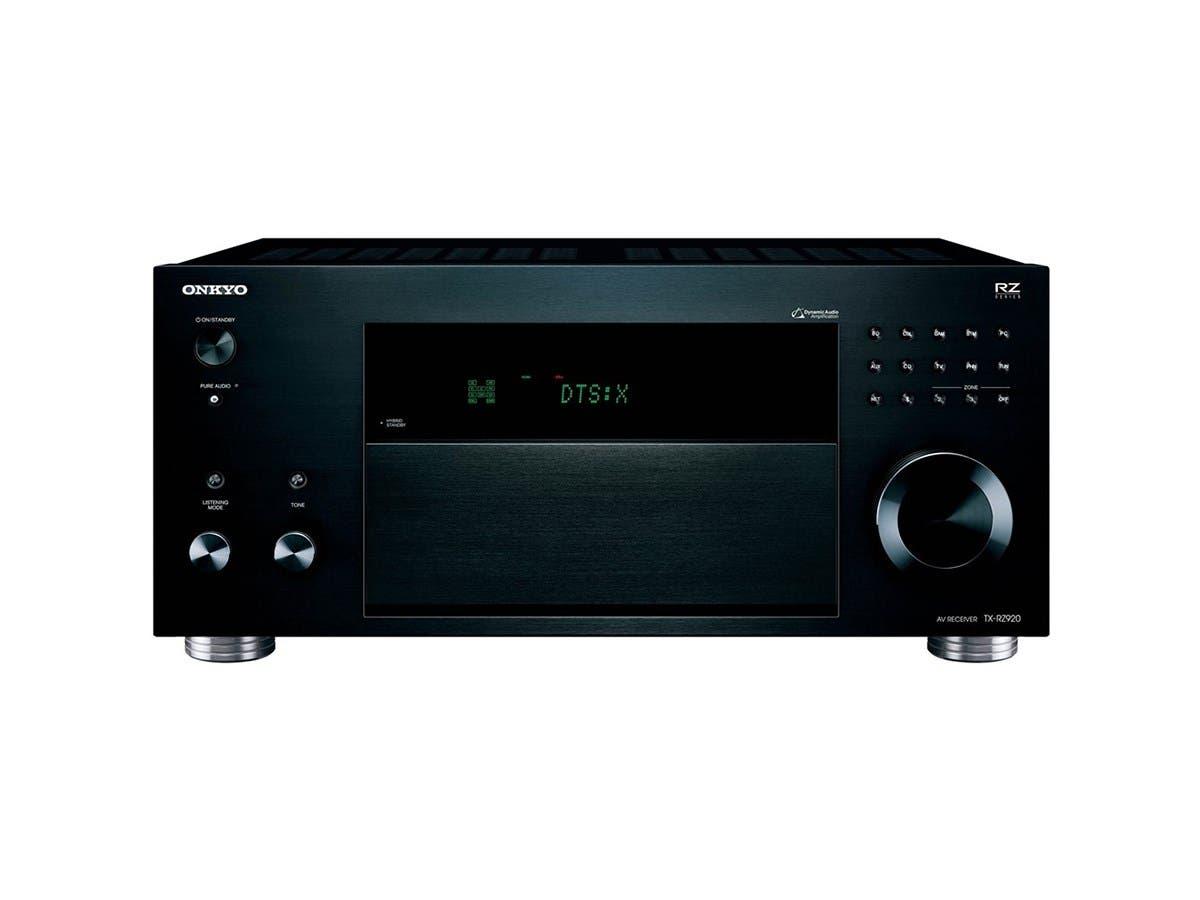 ... Home Theater Receivers · Home Theater Receivers. . Onkyo TX-RZ920  9.2-Ch. THX Select Dolby Atmos & DTS:X