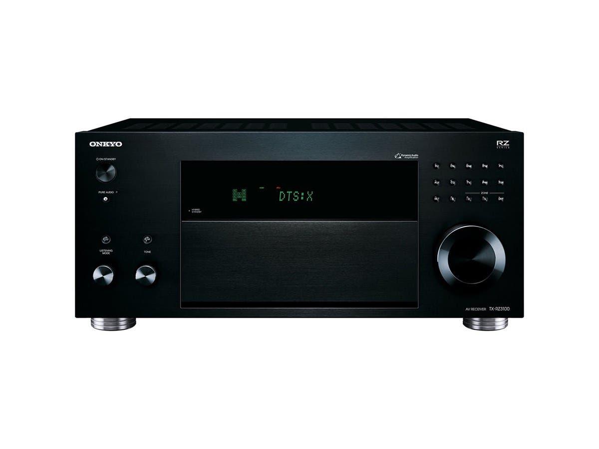 Onkyo TX-RZ3100 11.2 Channel THX Select2 Dolby Atmos & DTS:X 4K Ultra HD & 3D Pass thru Network A/V Receiver