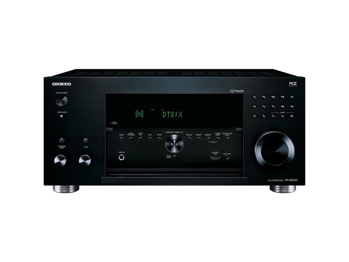 Onkyo PR-RZ5100 11.2 Channel THX Ultra2 Plus Dolby Atmos & DTS:XNetwork Pre-Amplifier