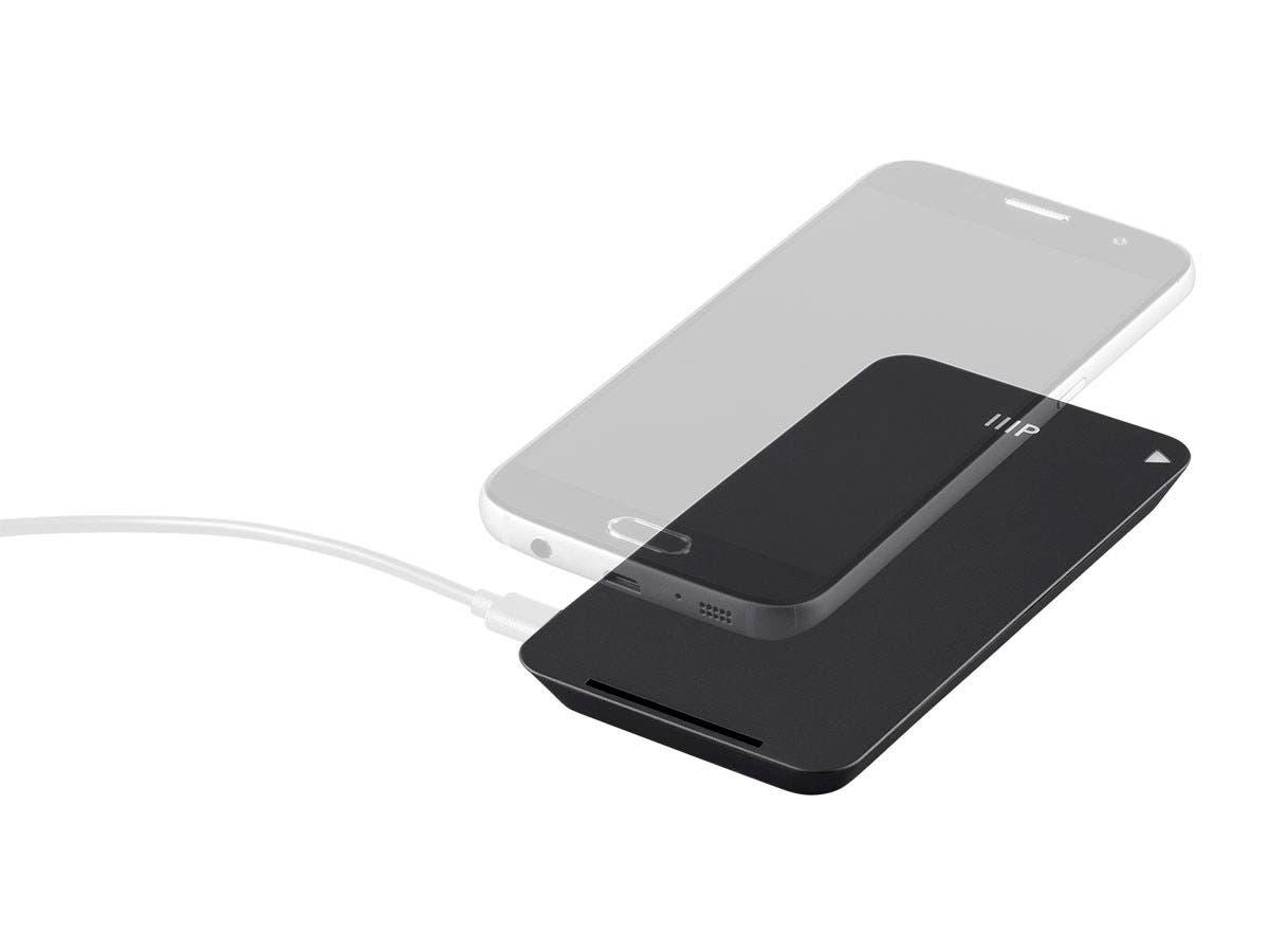 Monoprice Fast Wireless Charging Pad/Stand, 10W, Qi