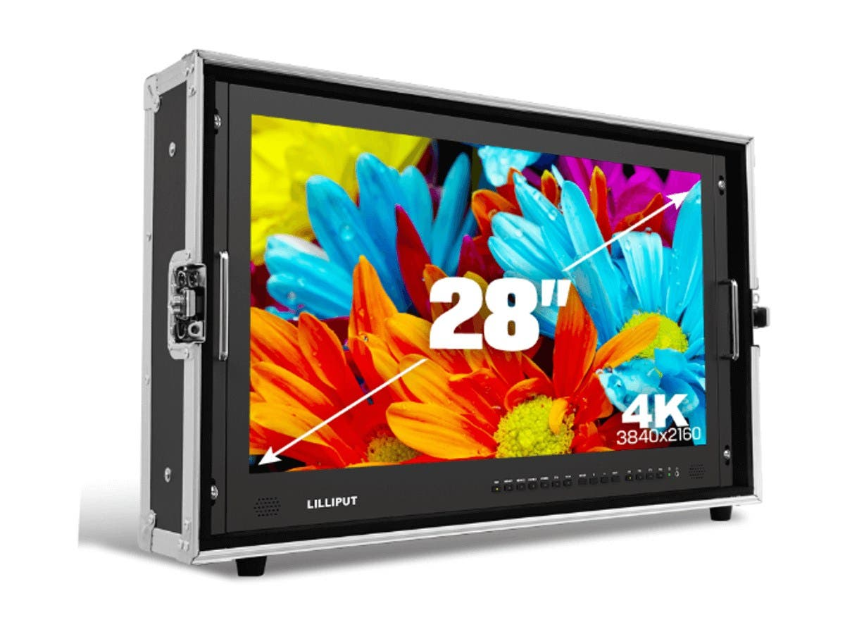 Lilliput 28in Carry-On 4K monitor-Large-Image-1