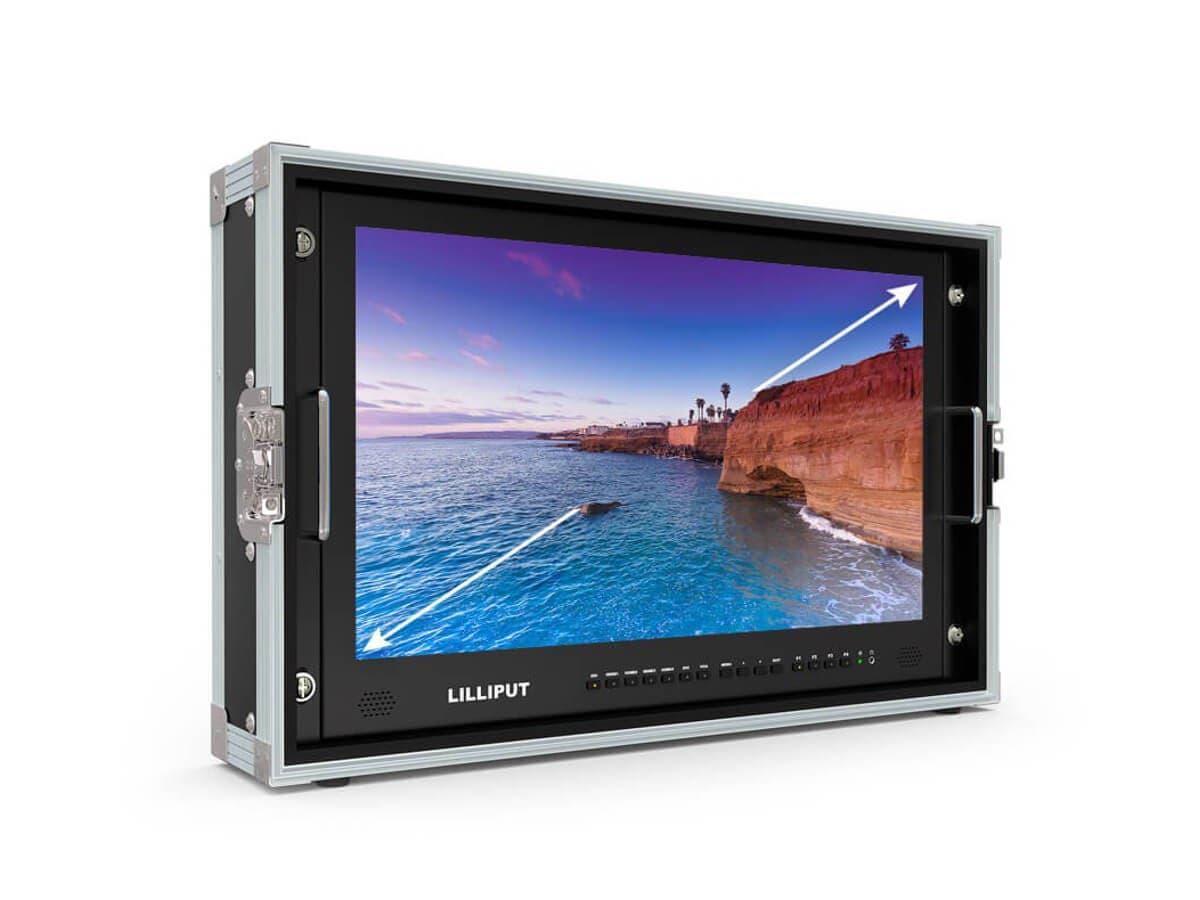 Lilliput 23.8in Carry-On 4K monitor-Large-Image-1