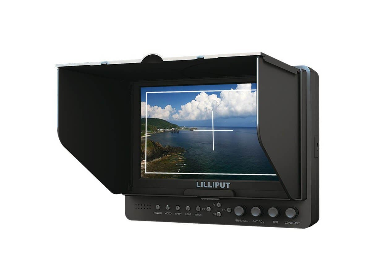 Lilliput 7in Wireless HDMI Monitor-Large-Image-1