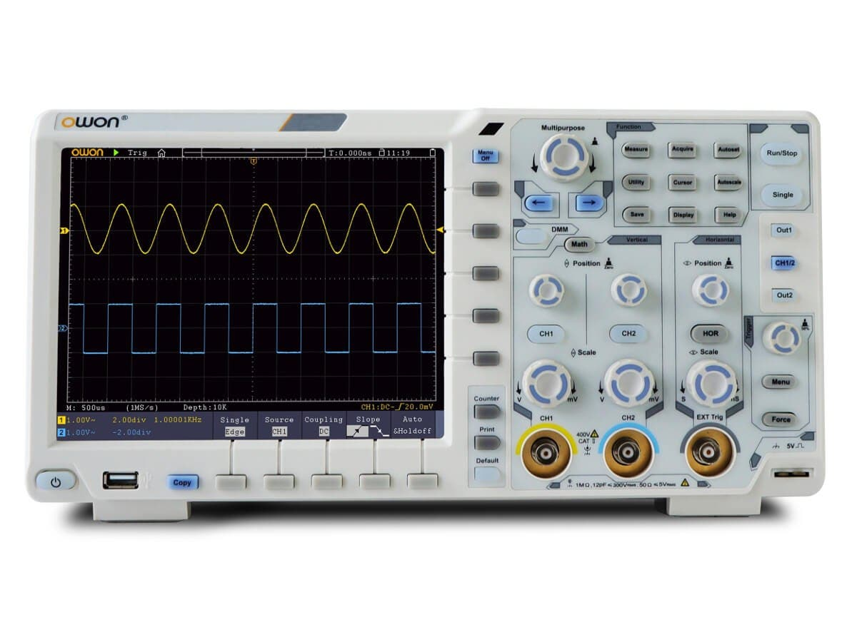 Monoprice N-In-1 On-Site Measurement Station Digital Oscilloscope - main image