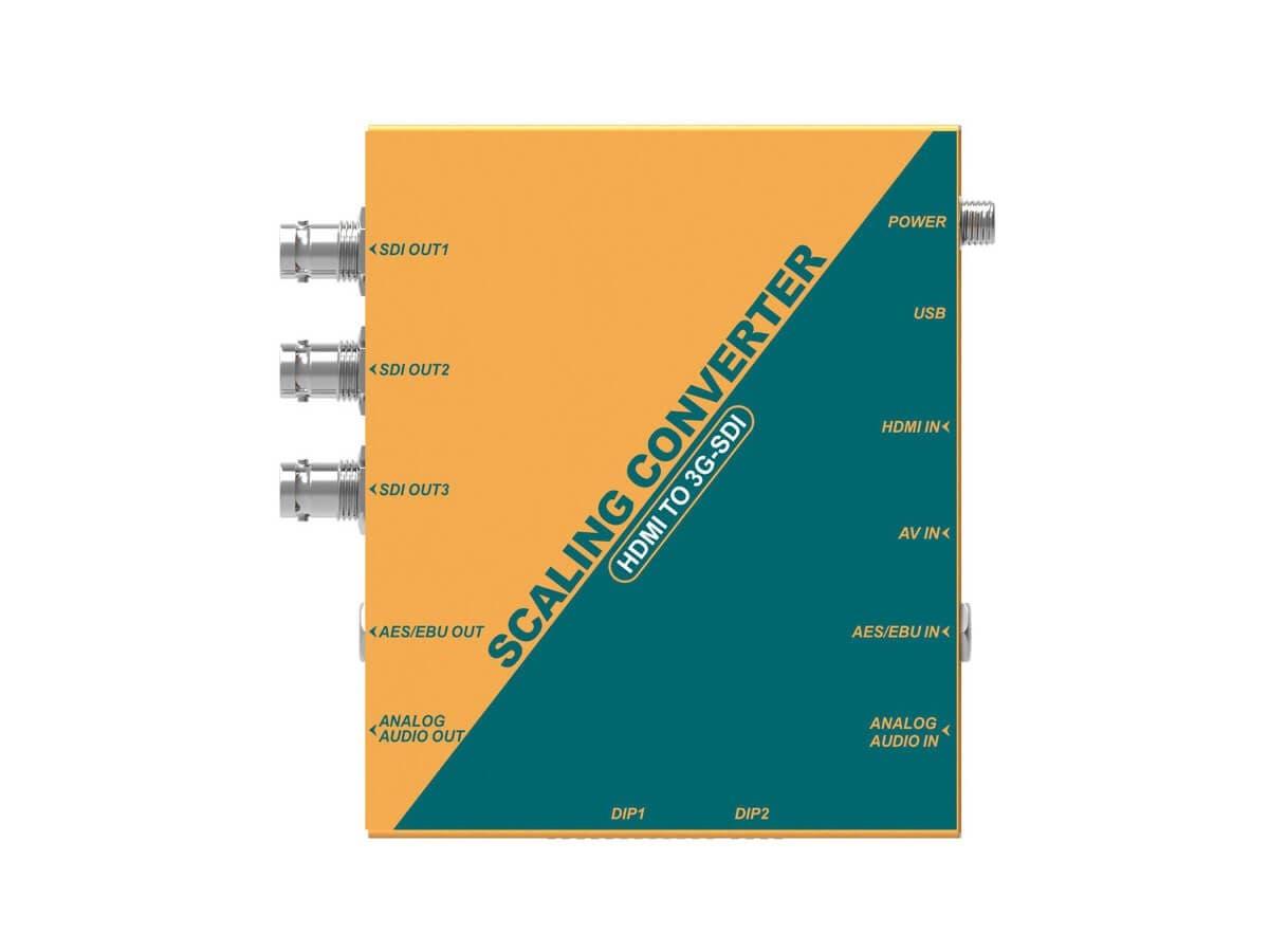 Monoprice HDMI/AV To 3G-SDI Scaling Converter - main image
