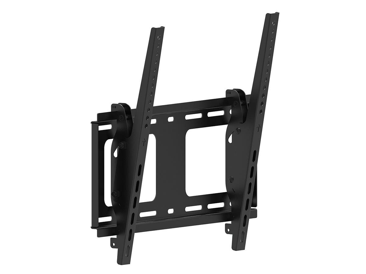 Monoprice Entegrade Tilt Television Mount for Hospitality 32 - 55in Max 176lbs UL Rated-Large-Image-1