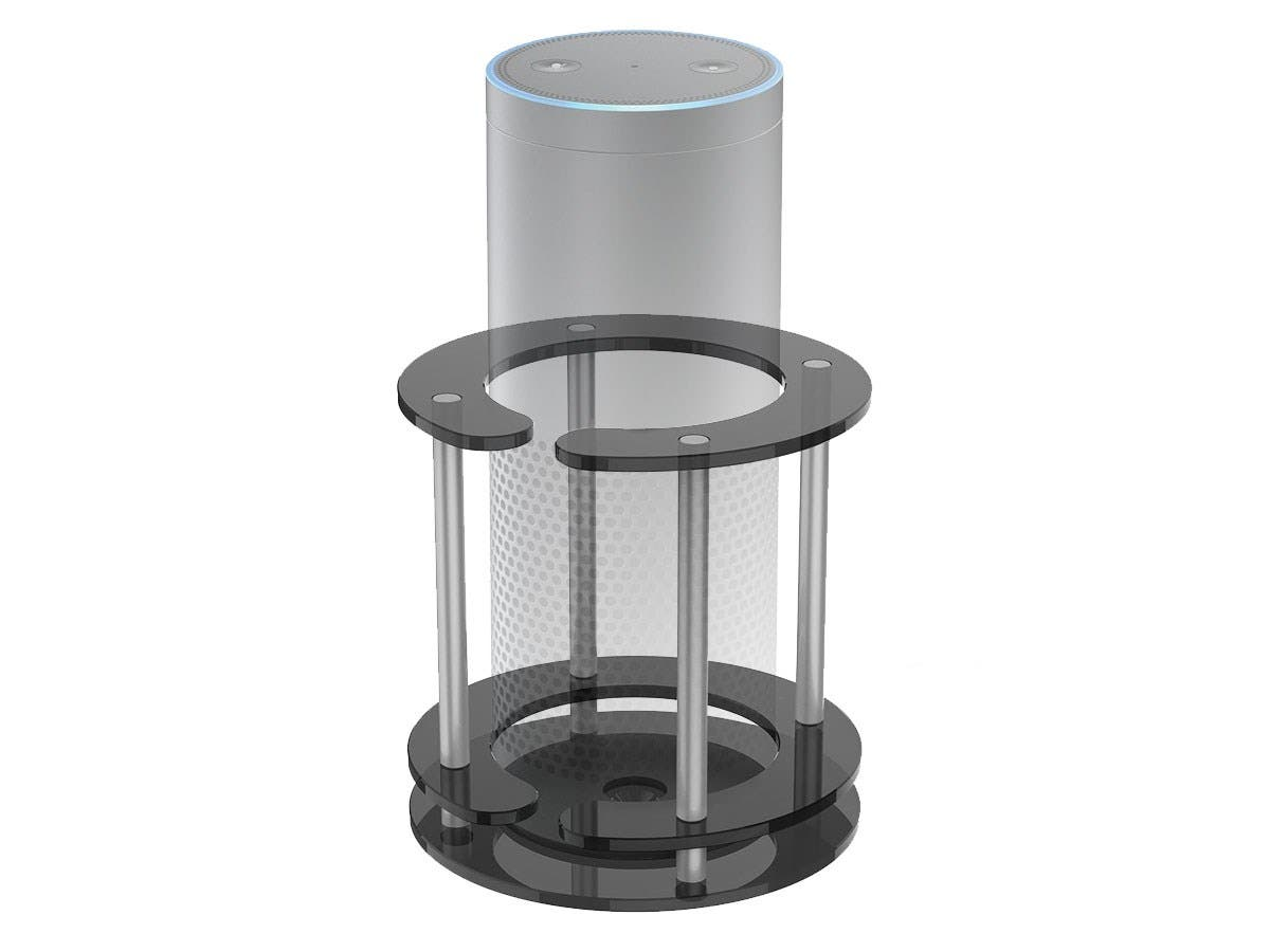 Monoprice Desk Stand for Amazon Echo-Large-Image-1