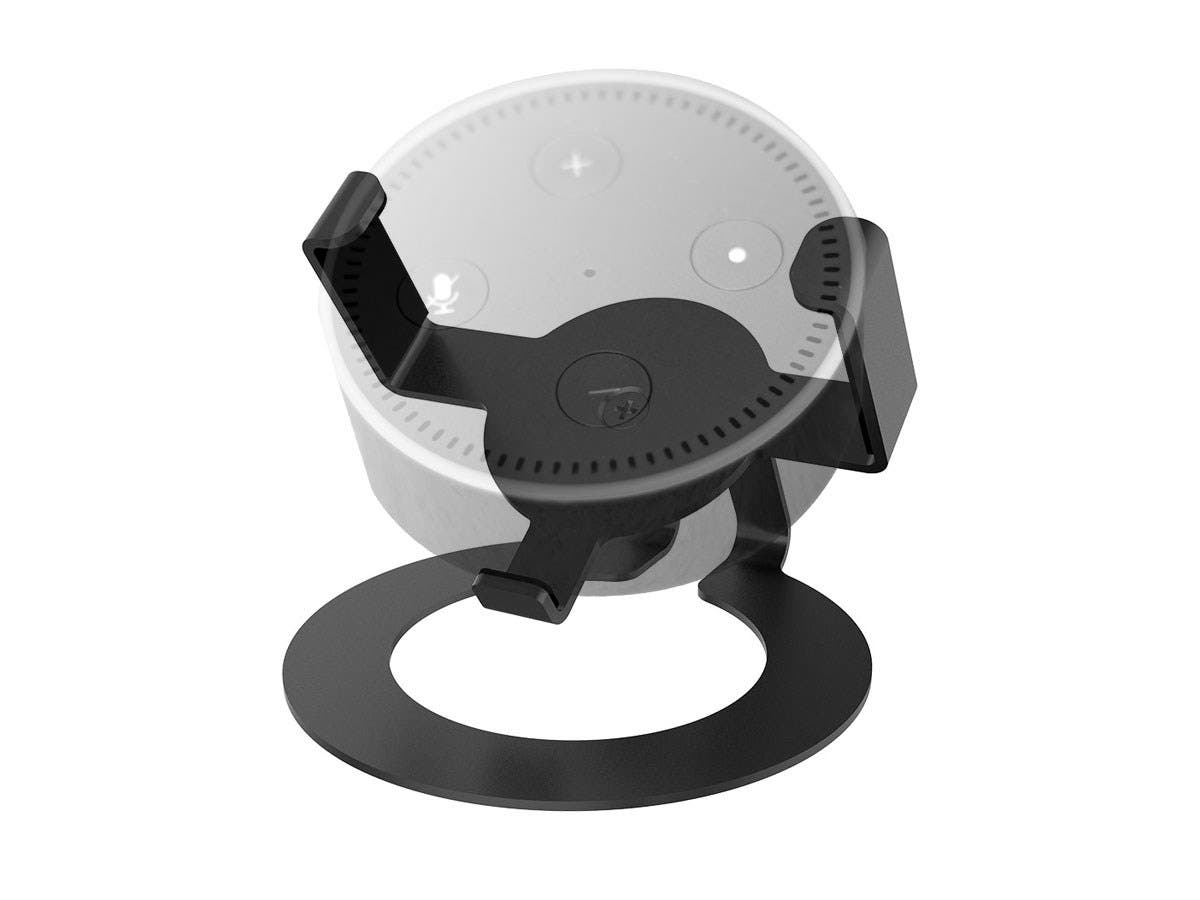 Monoprice Tilt Desk Mount for Amazon Echo Dot-Large-Image-1