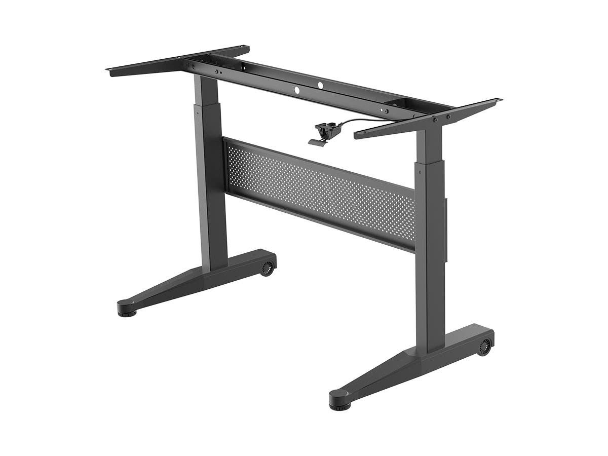 Workstream by Monoprice Height Adjustable Gas-Lift Sit-Stand Desk Frame, 5ft-Large-Image-1