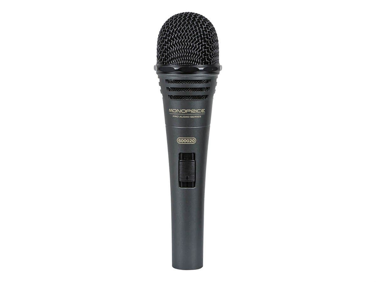Monoprice Dynamic Vocal Microphone (Open Box)-Large-Image-1