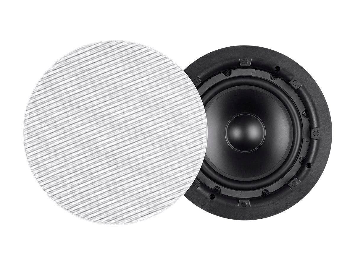 Monoprice Aria Ceiling Speaker 8-inch Subwoofer with Dual