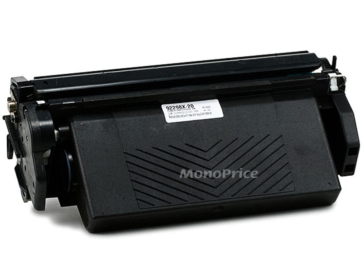 MPI 92298X (HP 98X) Remanufactured Laser Toner Cartridge for HP 4, 4+, 4M, 4M+, 5, 5M, 5N, 5se HIGH YIELD printers -Large-Image-1
