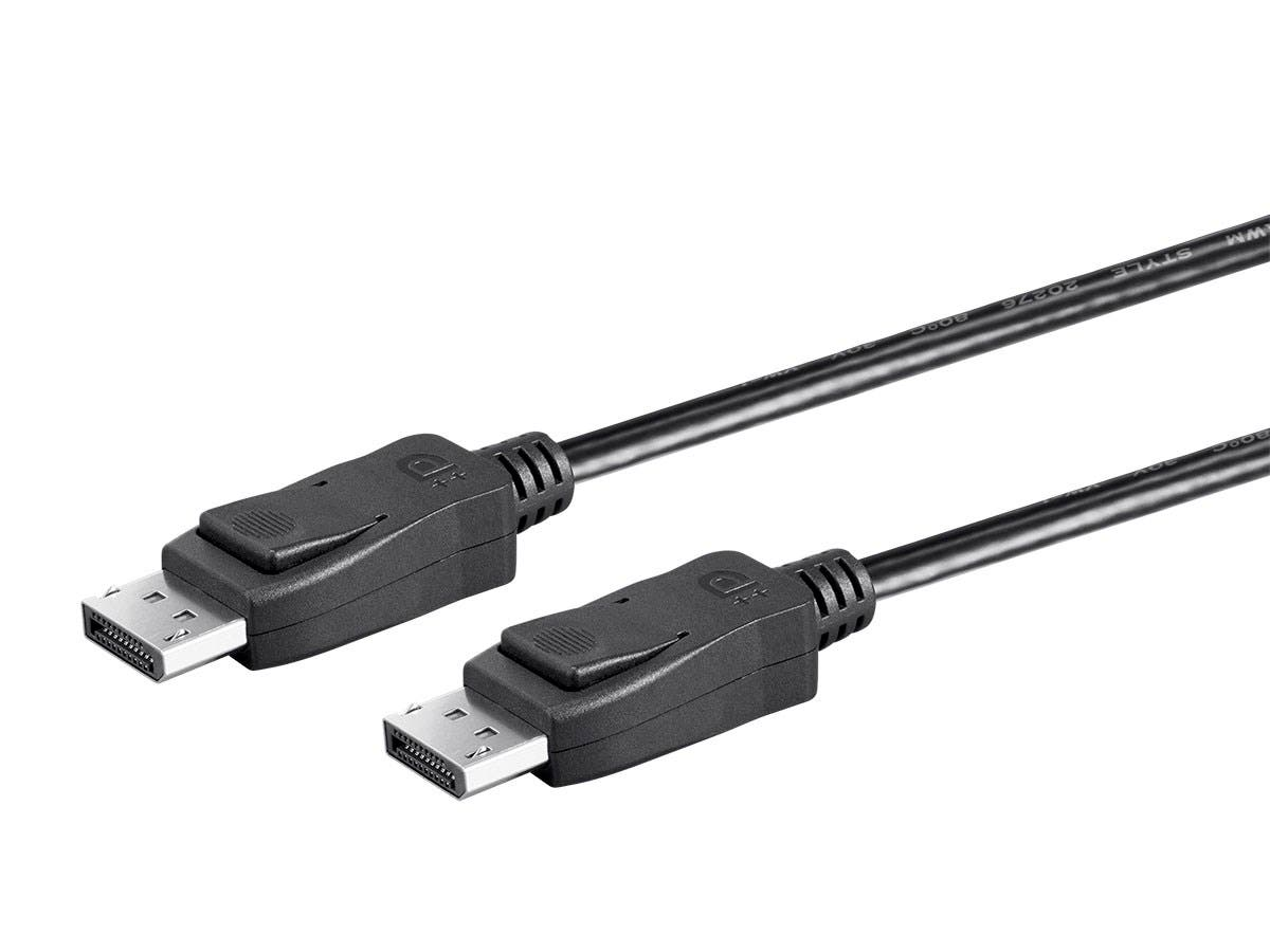 Monoprice Select Series DisplayPort 1.4 Cable, 3ft-Large-Image-1