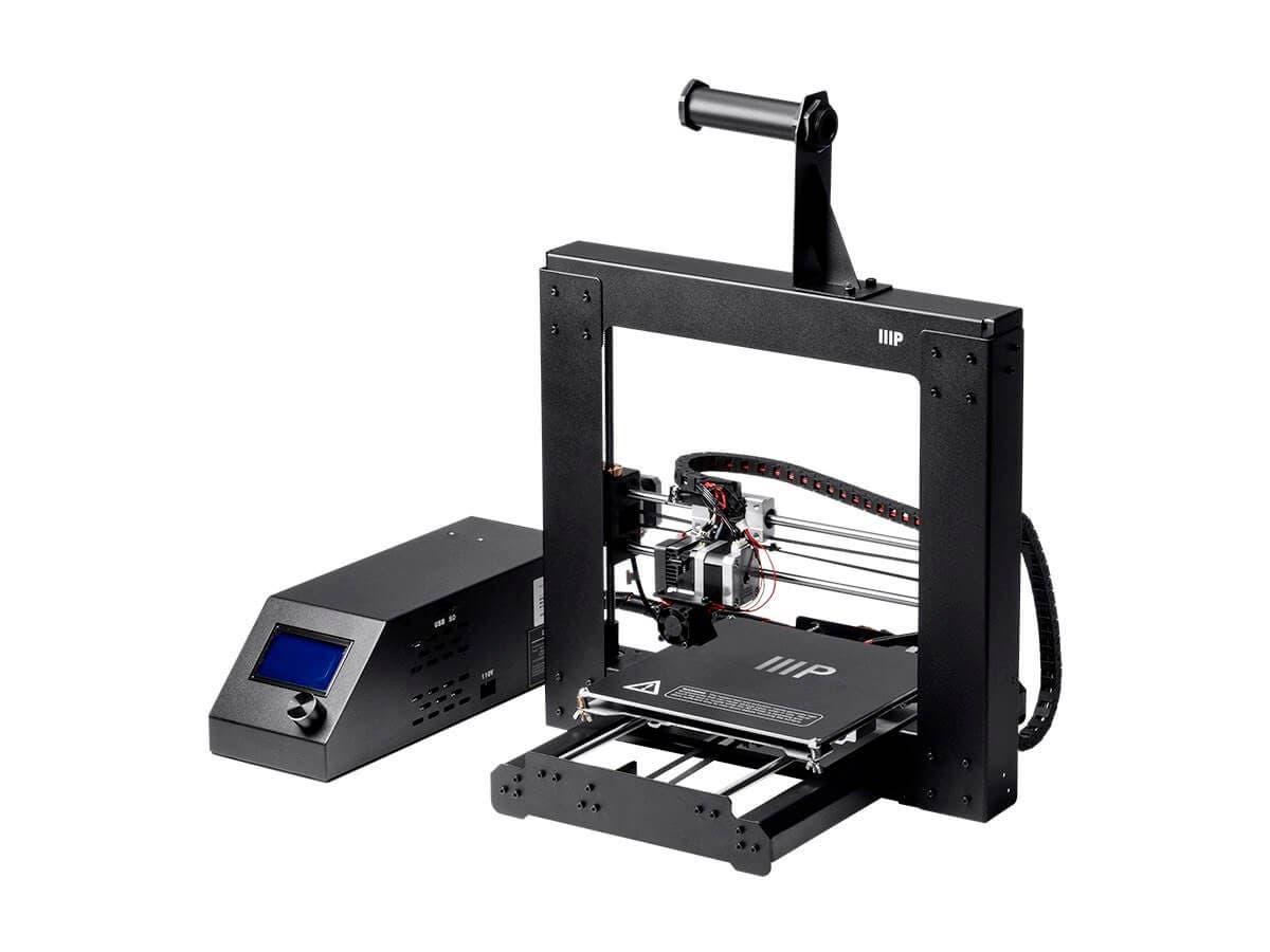 Monoprice Maker Select 3D Printer v1 (Open Box)-Large-Image-1