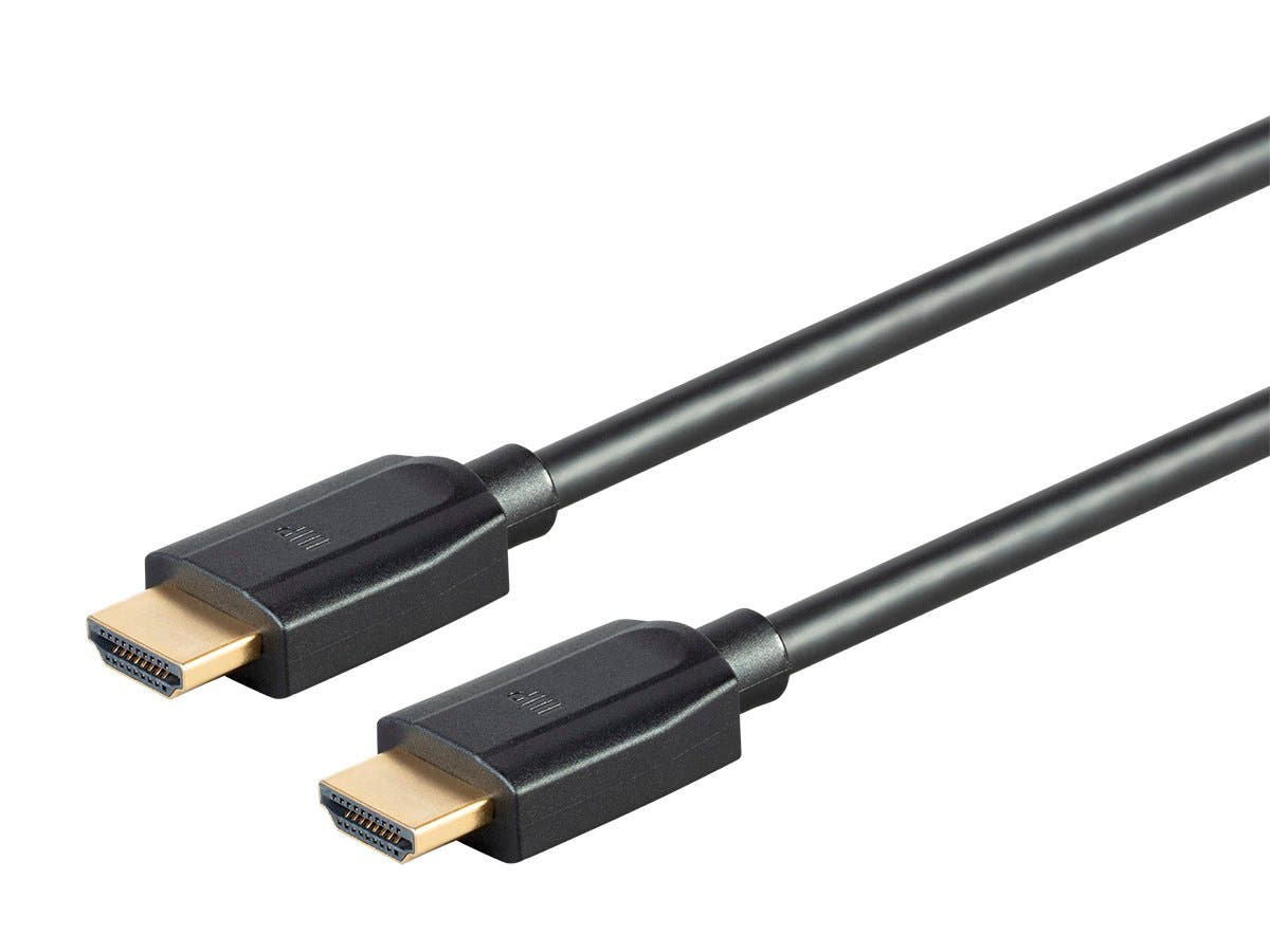 Monoprice 8K Ultra High Speed HDMI Cable 6ft - 48Gbps Black - main image
