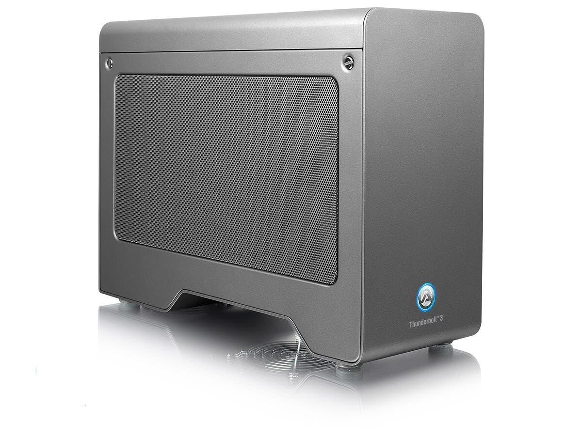 Akitio Node Pro (Thunderbolt 3 Mac OS X and Windows Certified)-Large-Image-1