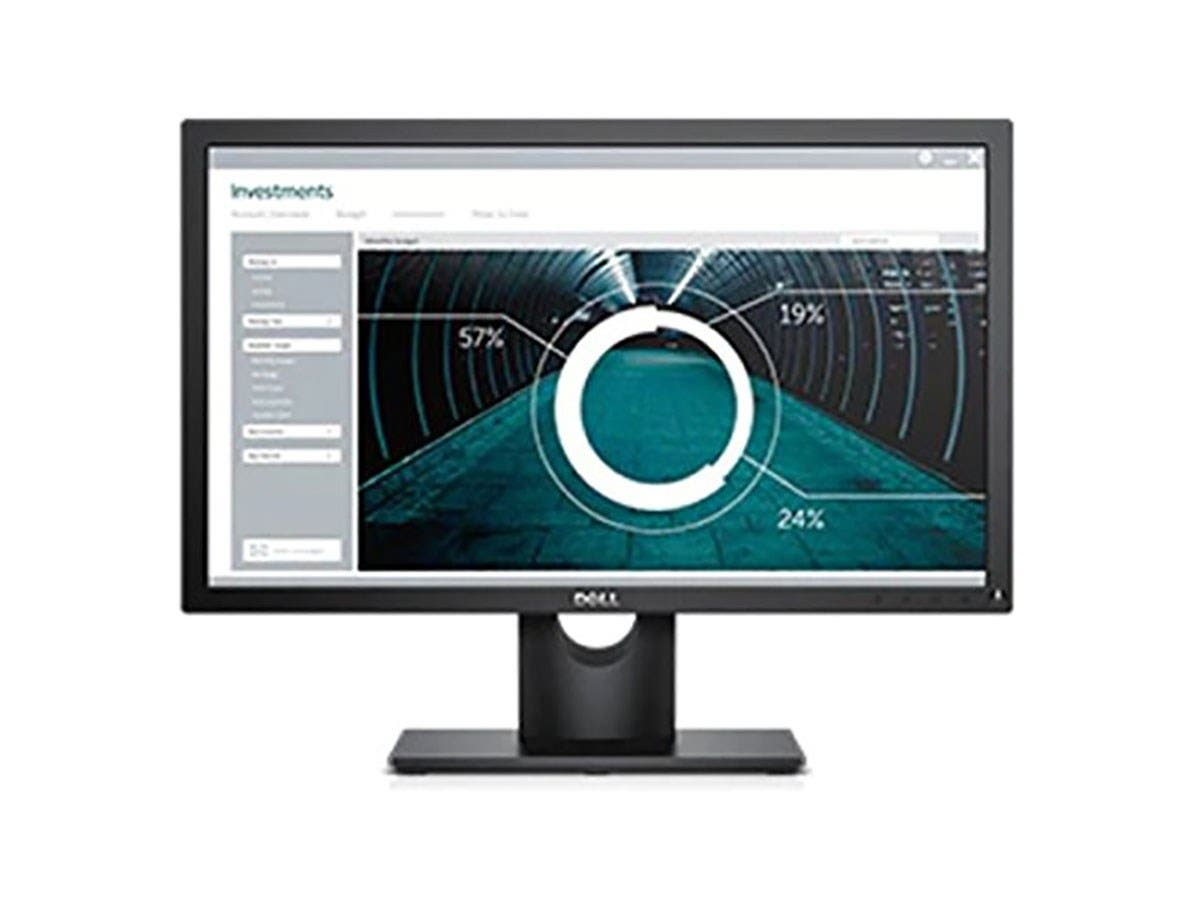 Dell E2218HN 22-inch LED Monitor with HDMI and VGA Port (Black) -Large-Image-1