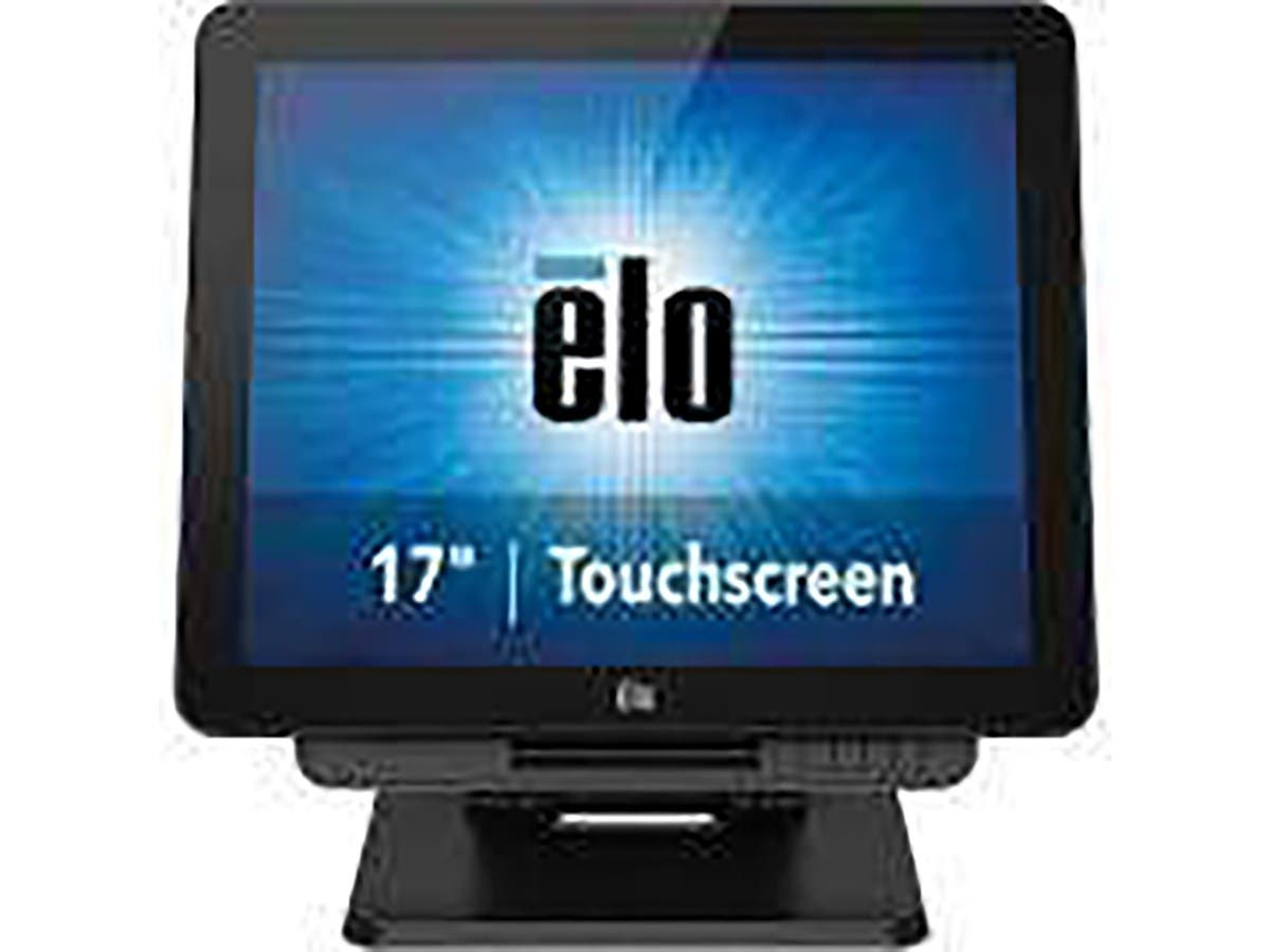 Elo TouchSystems Inc X5-17 Tchcom Rev A 17 inch Standard LCD Haswell 2G I5-4590T Intellitch Windows 10 - E285708-Large-Image-1