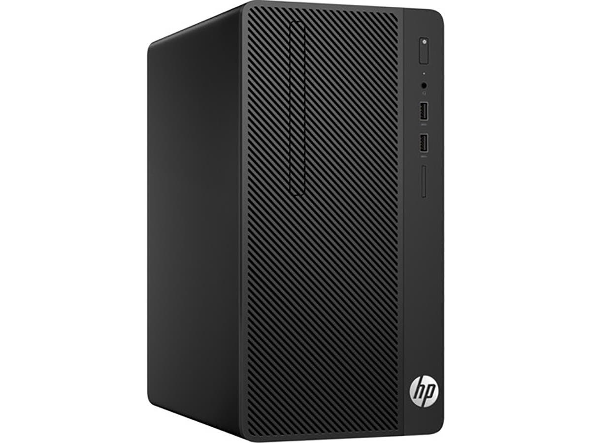 HP Desktop Computer 280 G3 (1NK57UT#ABA) Intel Core i5 6th Gen 6500