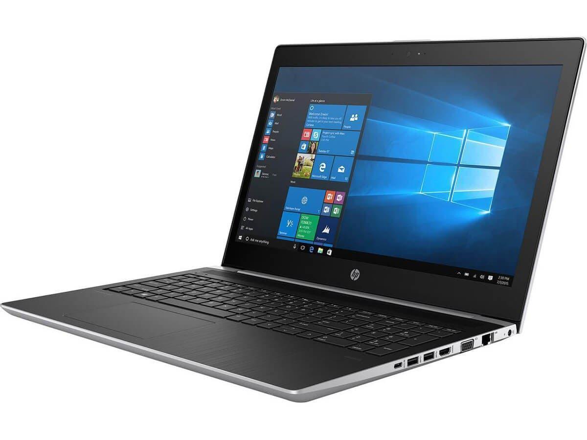 HP ProBook 450 G5 Intel Core i5 (8th Gen) i5-8250U 4 GB DDR4 SDRAM 500 GB HDD Intel UHD Graphics 620 15.6 - 2ST02UT#ABA