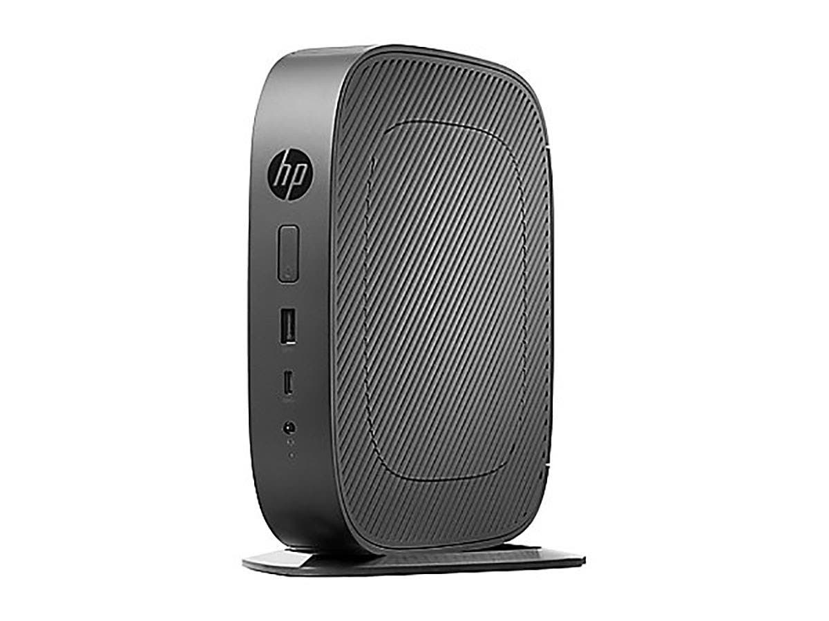 HP t530 Thin Client Desktop Computer GX-215JJ 1.5 GHz 4 GB 32 GB - 2DH79AT#ABA - main image