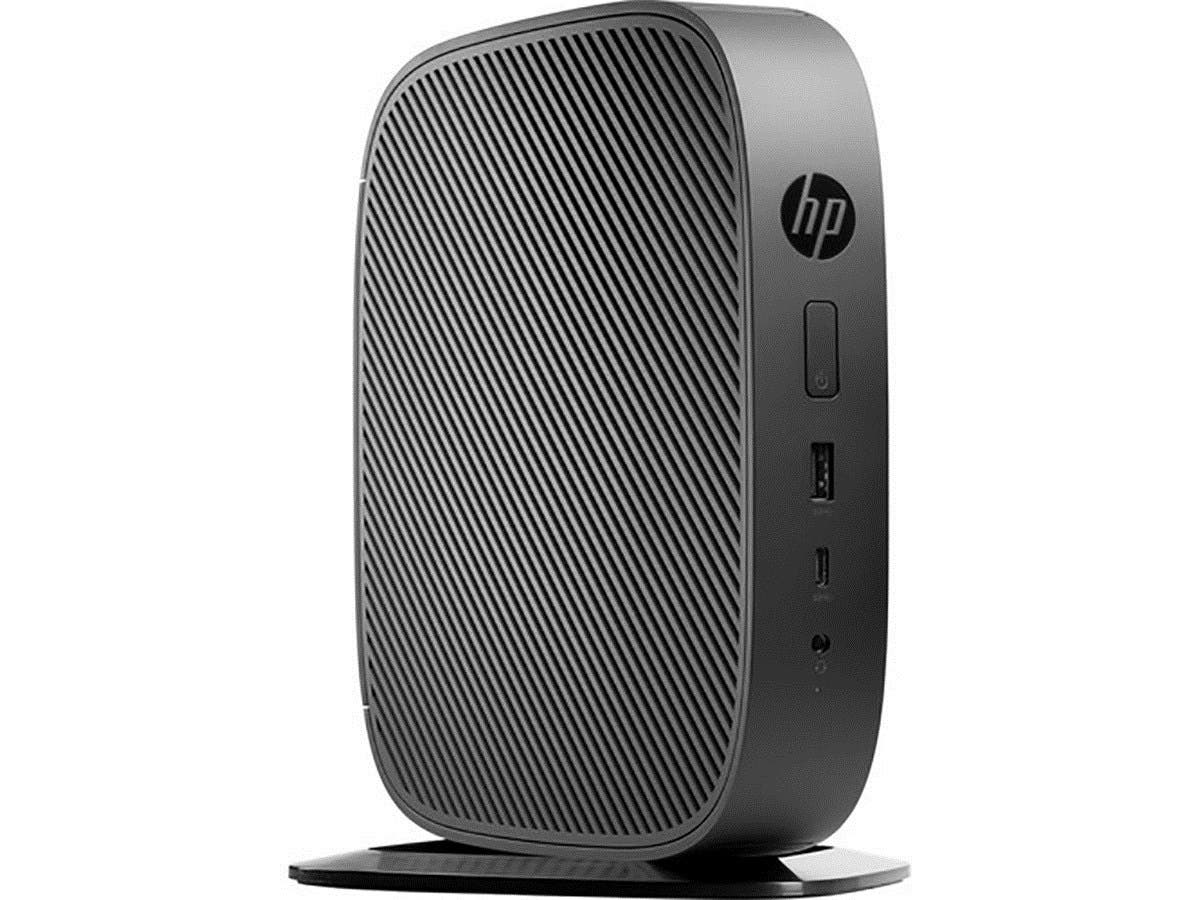 HP t530 Thin Client AMD GX-215JC 1.5GHz 4GB DDR4 RAMAMD Radeon R2E Graphics USB-C Win 10 Enterprise 64-bit - 2DH81AT#ABA - main image