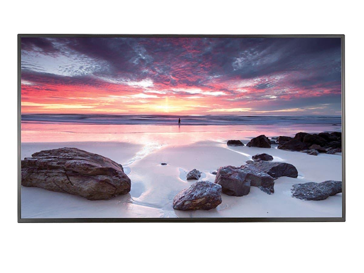 "LG 49UH5C-B/ST660-KIT 49"" LCD Digital Signage Kit Black - 3840X2160 4K UHD WEBOS 500NIT HDMI DP DVI LAND/PORT-Large-Image-1"