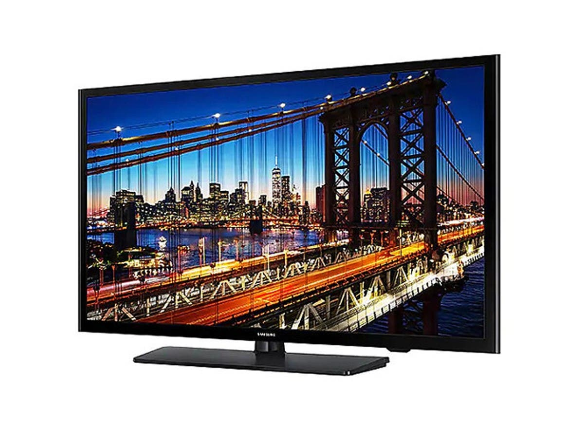"""Samsung 690 Series 43"""" Premium Direct-Lit LED Hospitality TV for Guest Engagement with Tizen OS - HG43NF690GFXZA-Large-Image-1"""