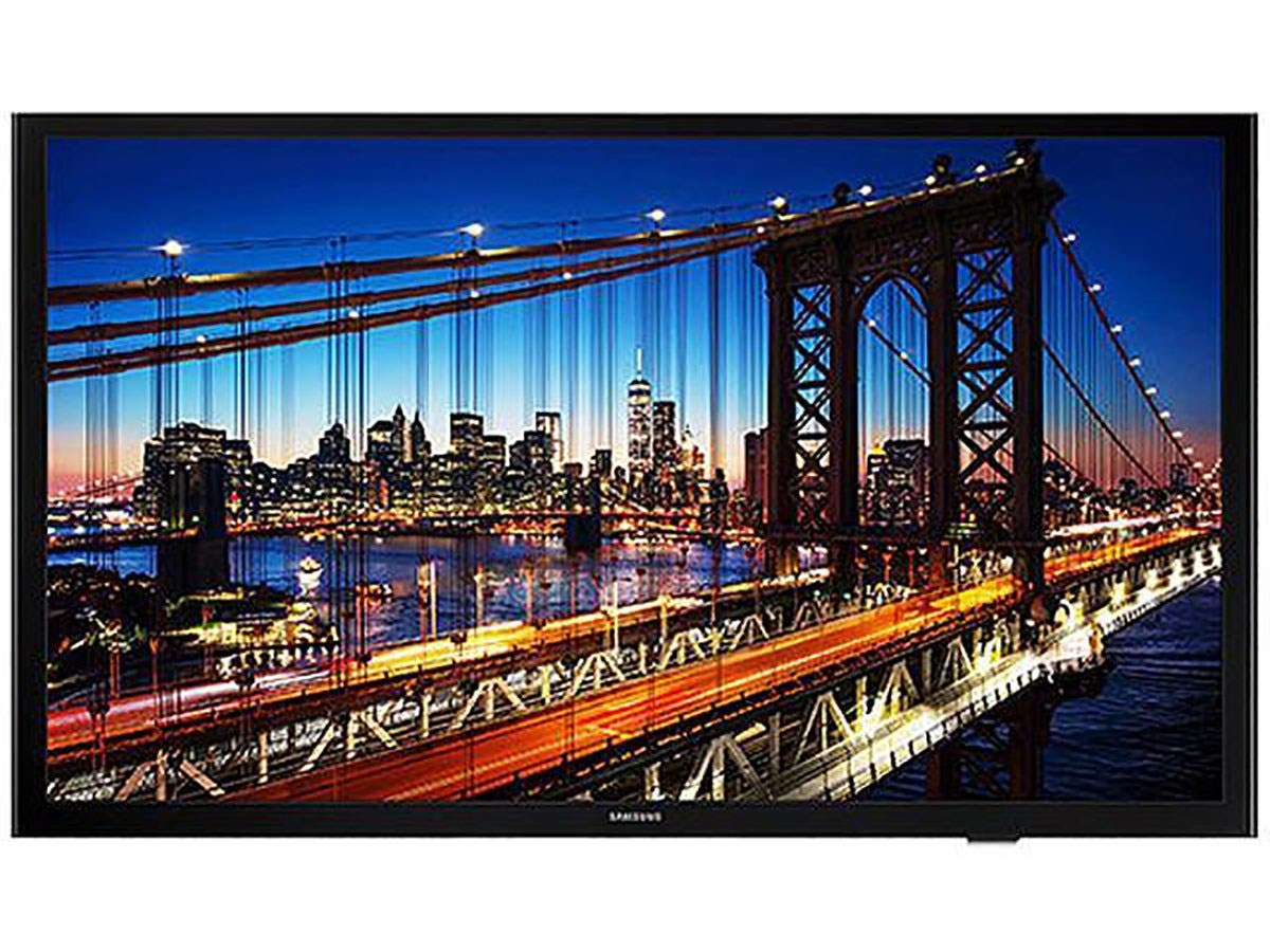 "Samsung 693 Series 43"" Full HD Premium LED Healthcare TV - HG43NF693GFXZA - main image"