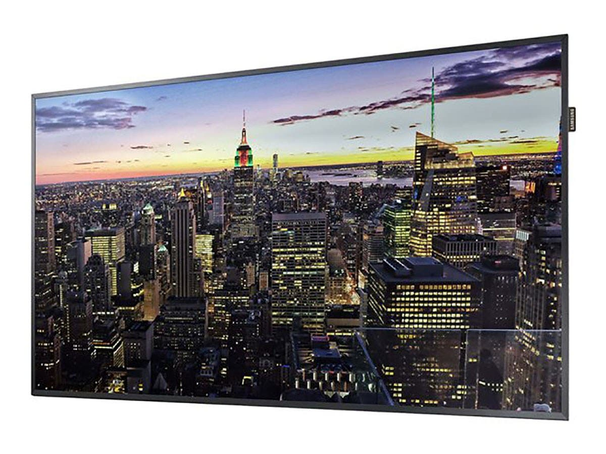 "Samsung 65""-Class UHD Commercial Smart LED Display - QM65H -Large-Image-1"
