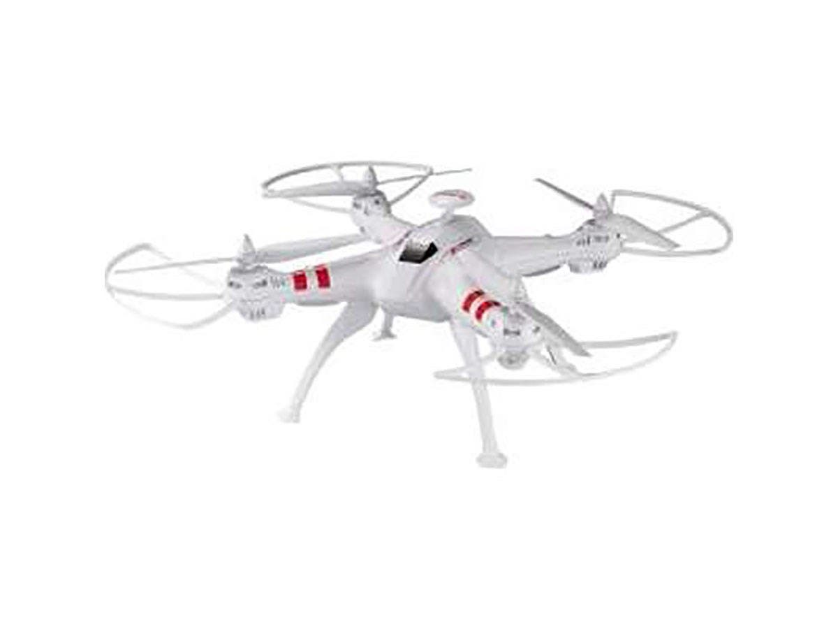 Worry Free Gadgets - Drone 51CM large RC Quadcopter with Headless Mode X15 6Axis 2.4GHz -Large-Image-1