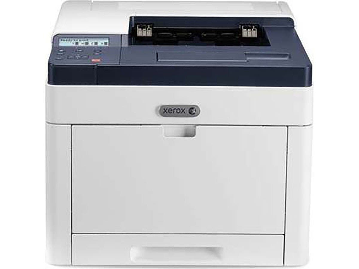 Xerox Phaser Color Laser Printer - LTR/LGL 30PPM USB/ENET 250-SHEET CONTAINER - 6510/DN-Large-Image-1