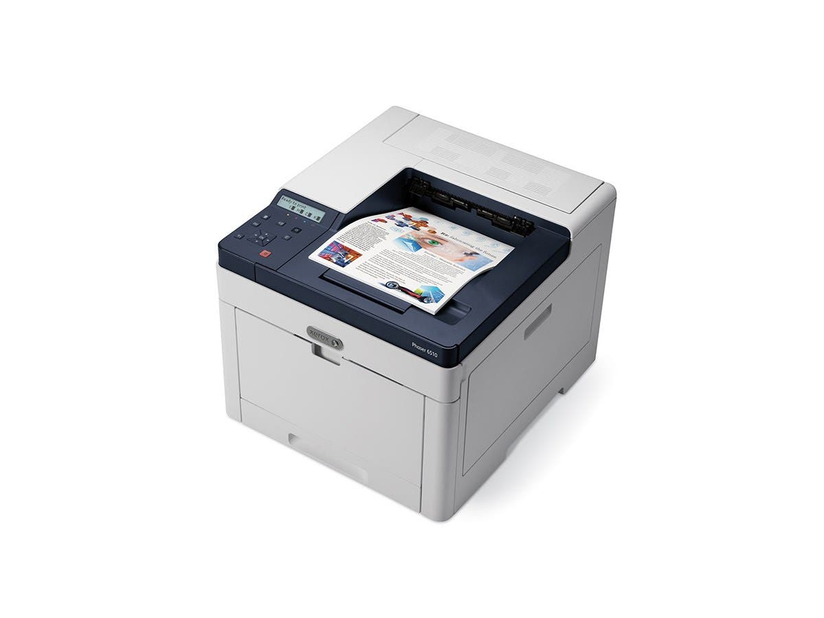 Xerox Phaser 6510/DNI Color Laser Printer-Large-Image-1