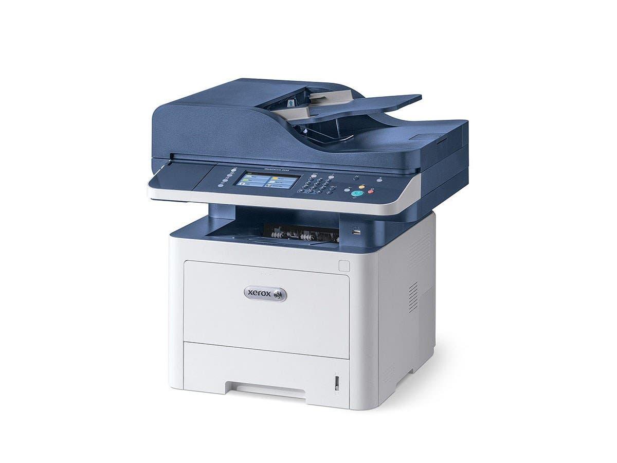 Xerox WorkCentre 3345/DNI Monochrome MultiFunction Printer  - main image