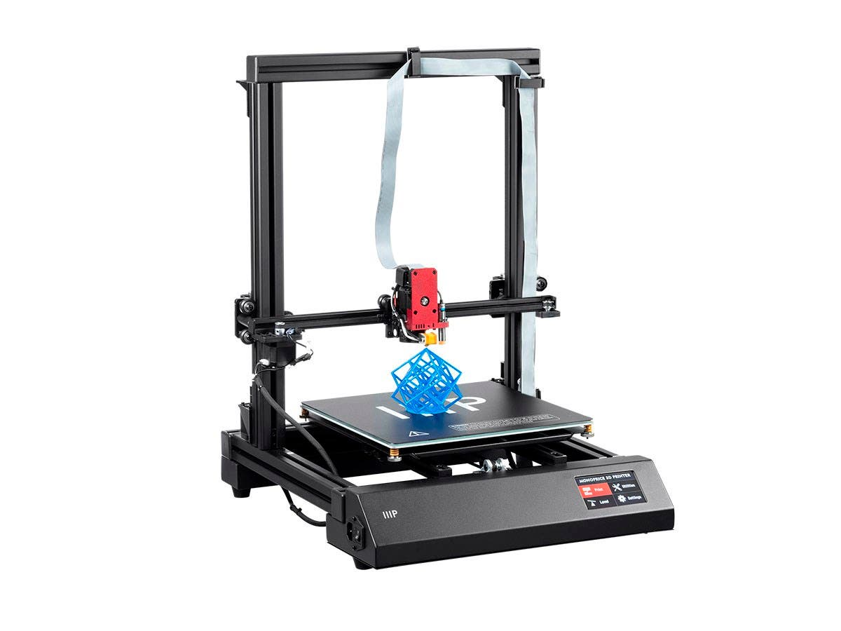 Monoprice MP Maker Pro Mk 1 3D Printer, Auto Level, Touch Screen