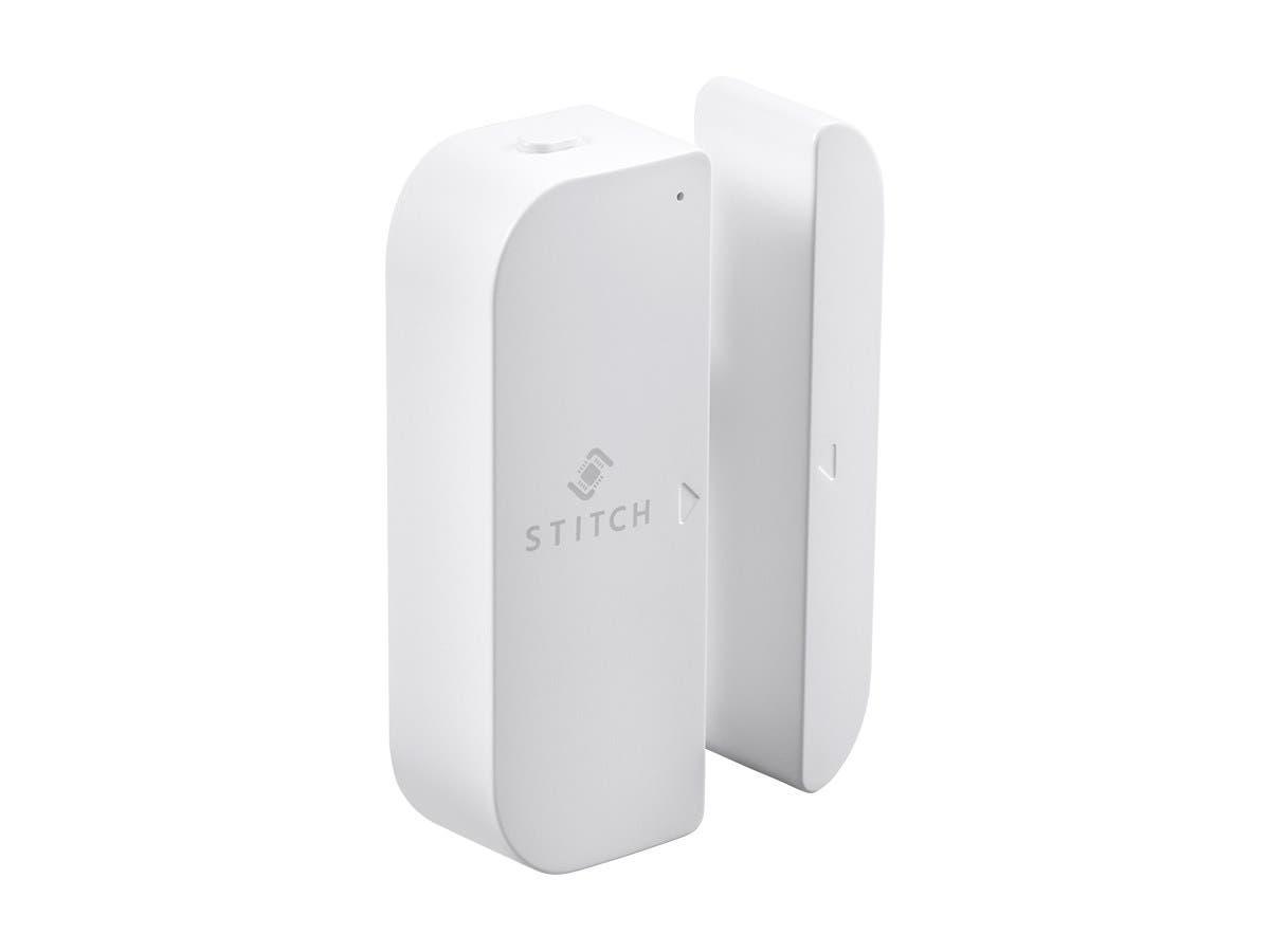 a8b8ae88a838 STITCH by Monoprice Wireless Smart Door/Window Sensor; Works with Amazon  Alexa and Google