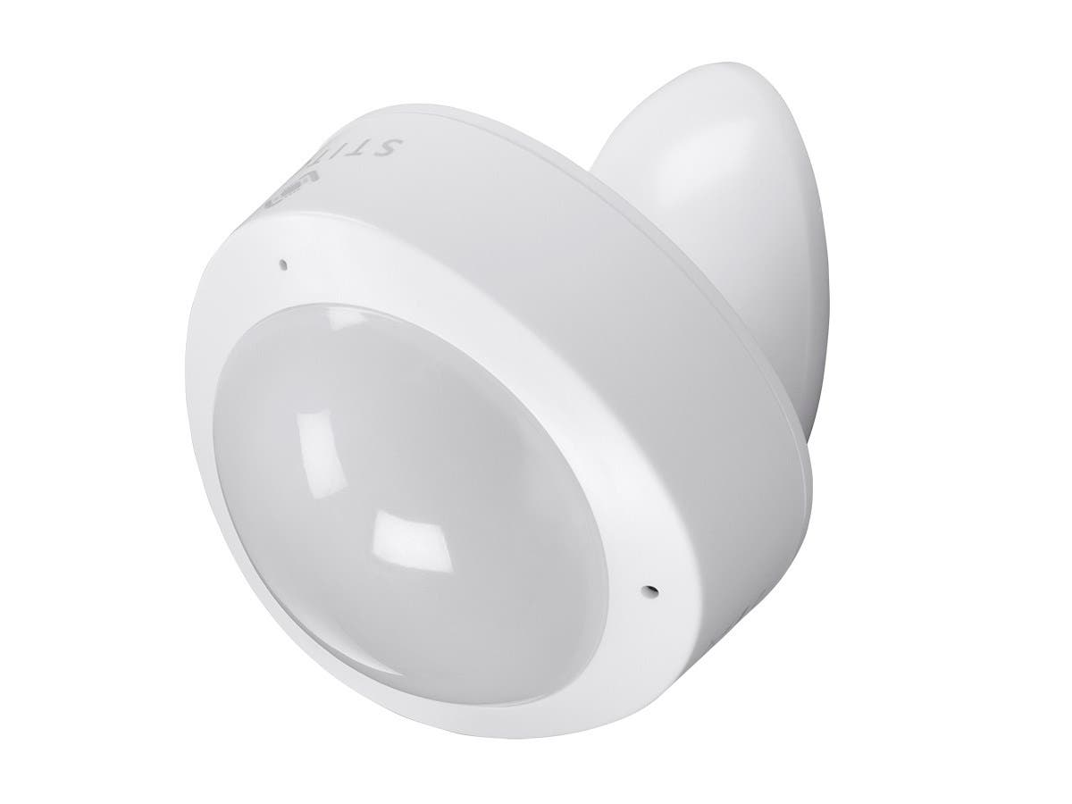 STITCH by Monoprice Wireless Smart Motion Sensor; Works with Amazon Alexa & Google Home, No hub required-Large-Image-1