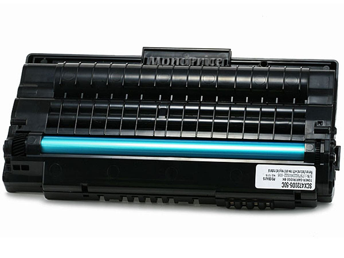 Monoprice SCX-4720D5 Remanufactured Laser Toner Cartridge for SAMSUNG SCX-4720 printers-Large-Image-1