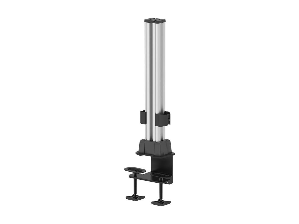 Workstream by Monoprice Slat Desk System, Vertical Column-Large-Image-1