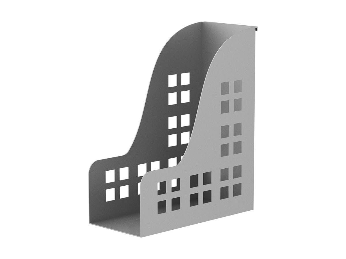 Workstream by Monoprice Slat Desk System, Vertical File Tray - main image