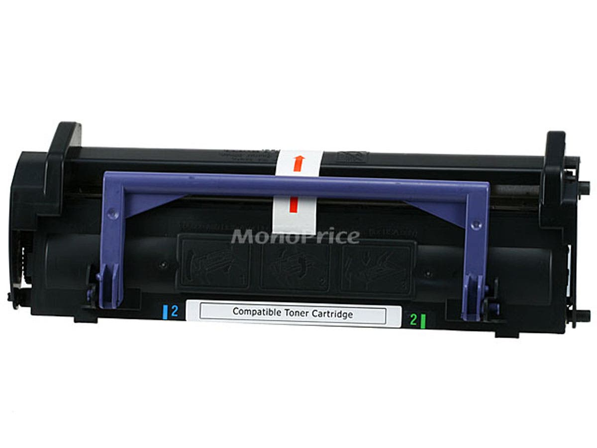 Monoprice TK-18 Remanufactured Laser Toner Cartridge for TOSHIBA DP80F, DP85F printers-Large-Image-1