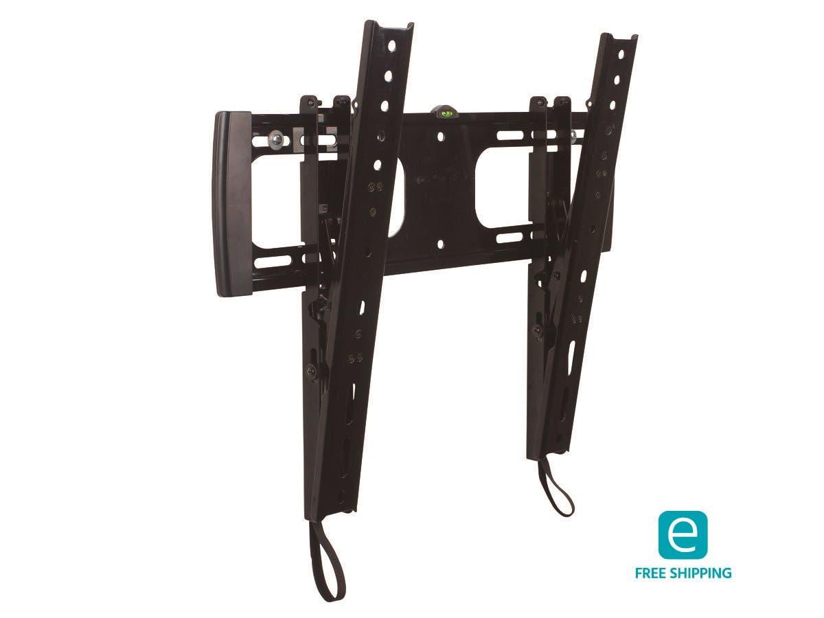 Monoprice Essentials Tilt Tv Wall Mount Bracket For Tvs