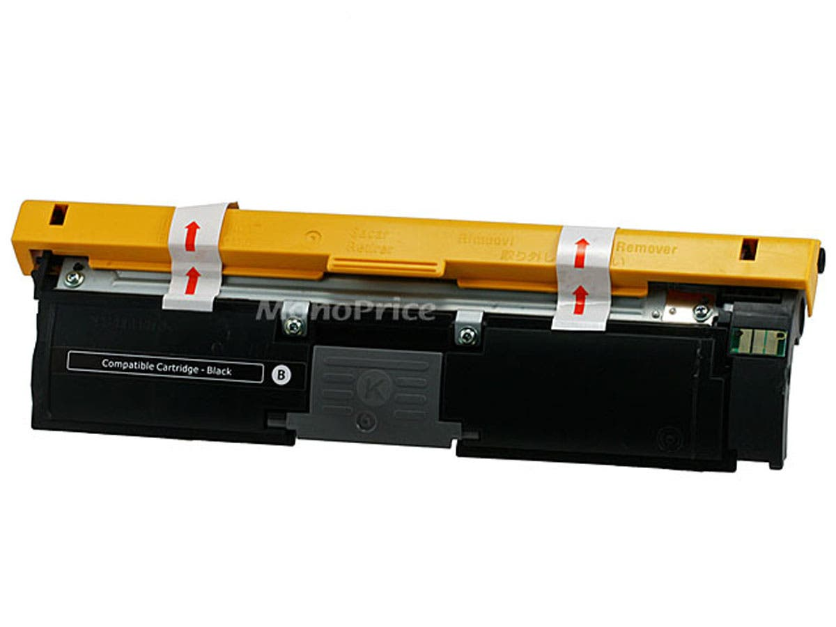 Monoprice 113R00692 Remanufactured Laser Toner Cartridge for XEROX Phaser 6120 (Black) printers-Large-Image-1