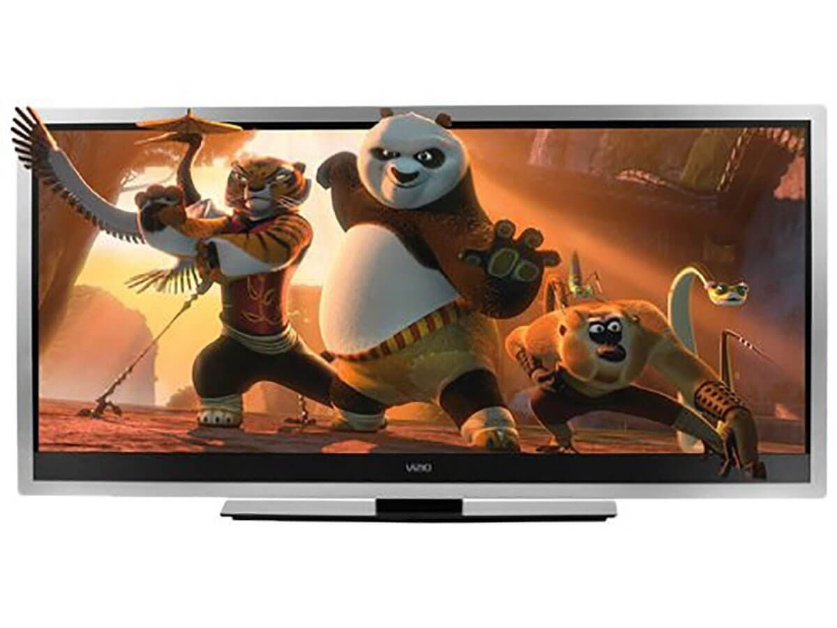VIZIO XVT Series 21:9 58-inch Class LED Smart TV with Theater 3D (Open Box)-Large-Image-1