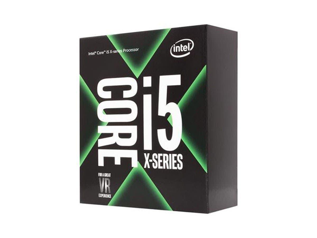 Intel Core i5-7640X Kaby Lake-X Quad-Core 4.0 GHz BX80677I57640X Desktop Processor-Large-Image-1
