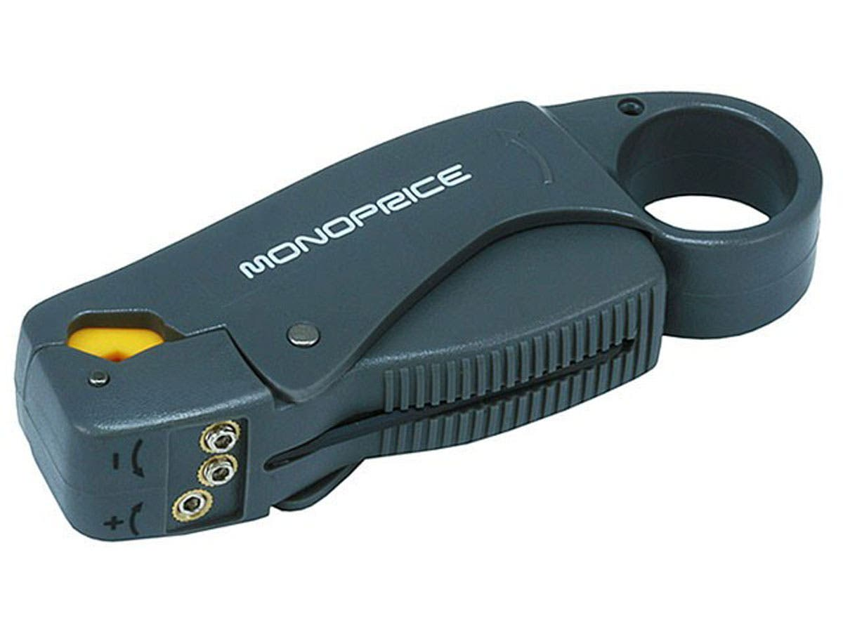Monoprice Coaxial Cable Stripper-Large-Image-1