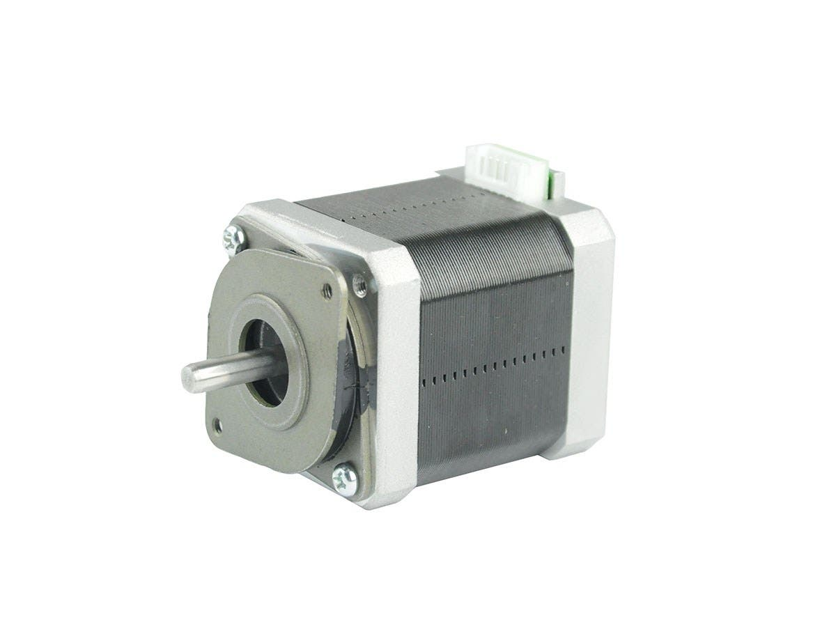 Monoprice MP Select and Plus NEMA 17 Stepper Motor-Large-Image-1