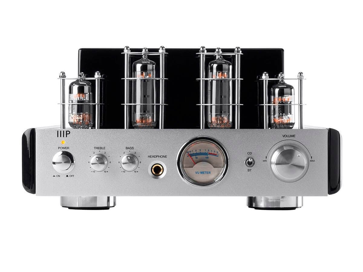 Monoprice 25 Watt Stereo Hybrid Tube Amplifier With